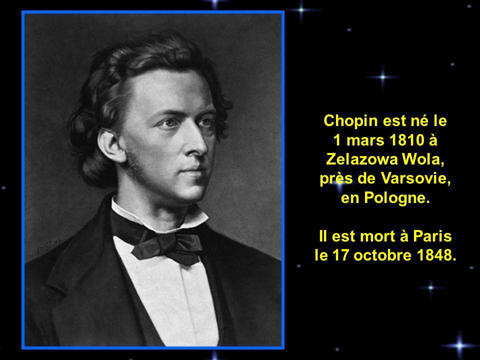 près de Varsovie, en Pologne. Il est mort à Paris le 17 octobre 1848.