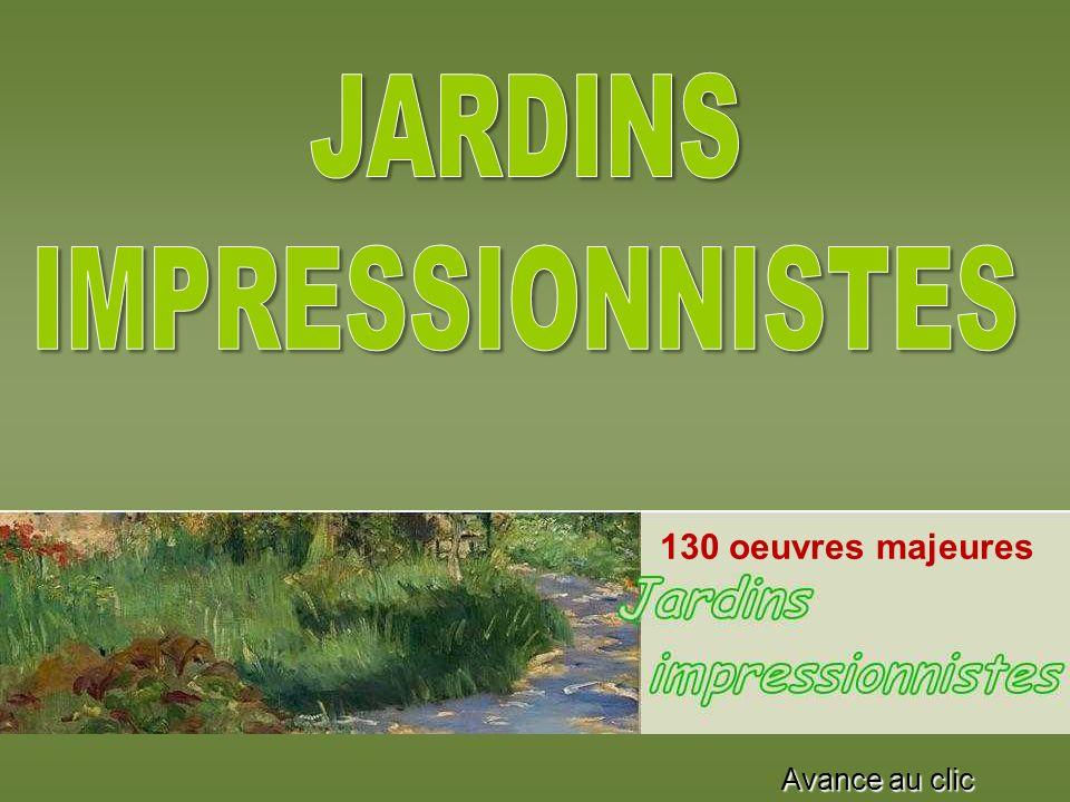 JARDINS IMPRESSIONNISTES