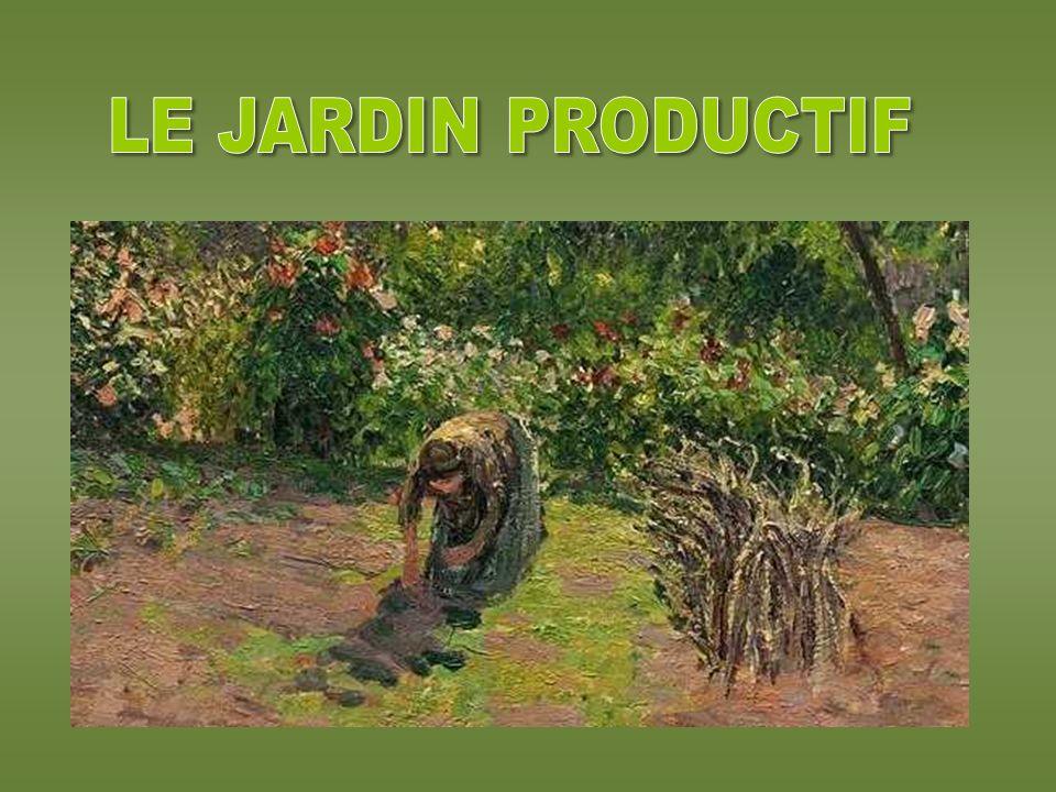 LE JARDIN PRODUCTIF