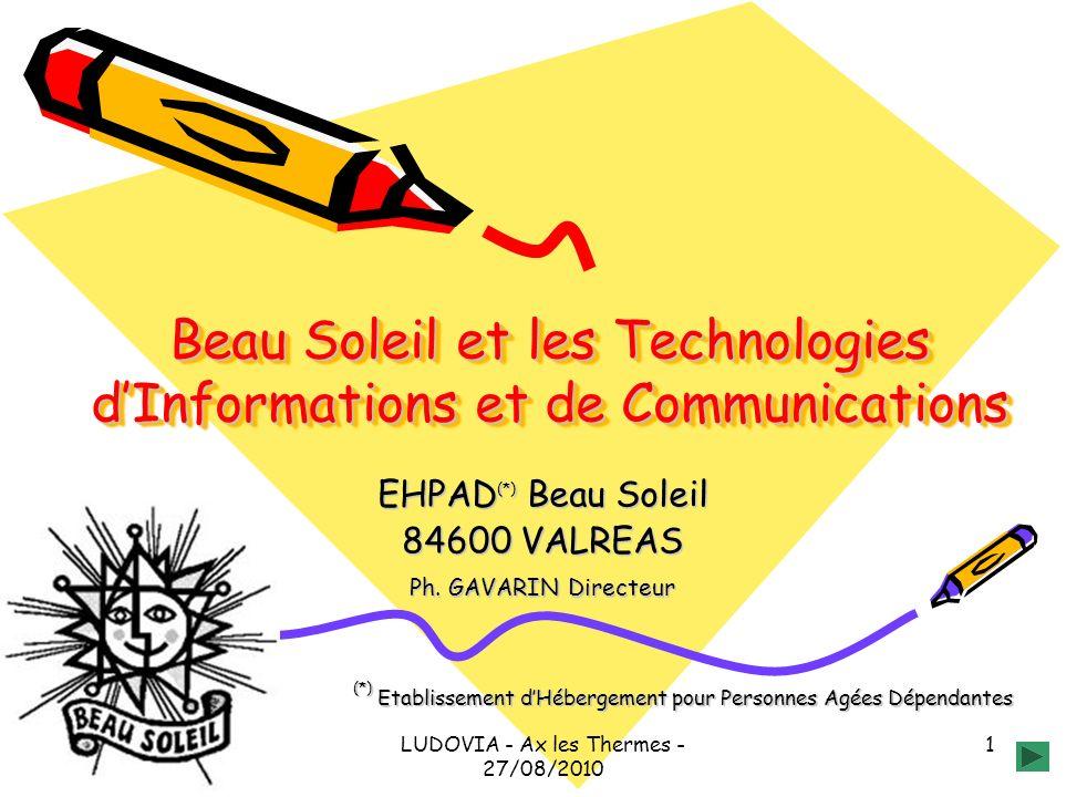 Beau Soleil et les Technologies d'Informations et de Communications