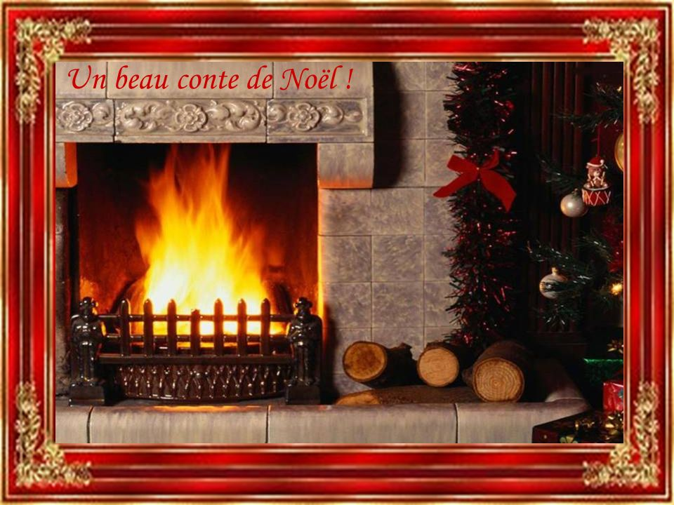 Un beau conte de Noël !