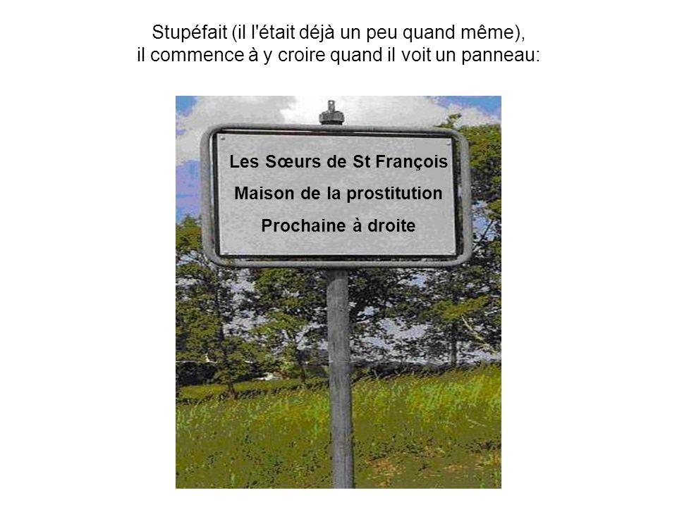 Les Sœurs de St François Maison de la prostitution