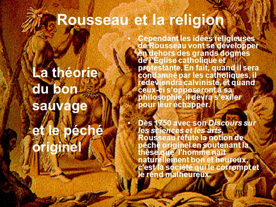 Rousseau et la religion