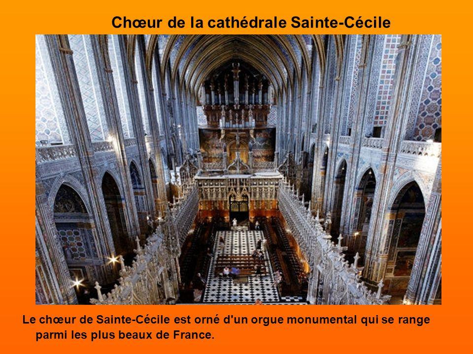 Chœur de la cathédrale Sainte-Cécile
