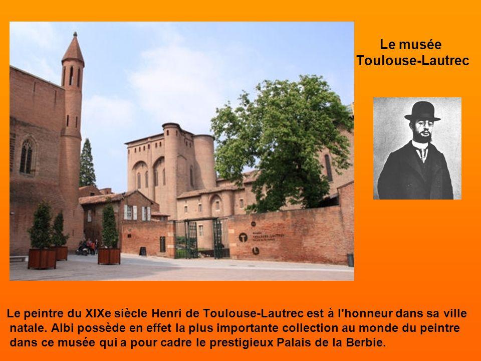 Le musée Toulouse-Lautrec