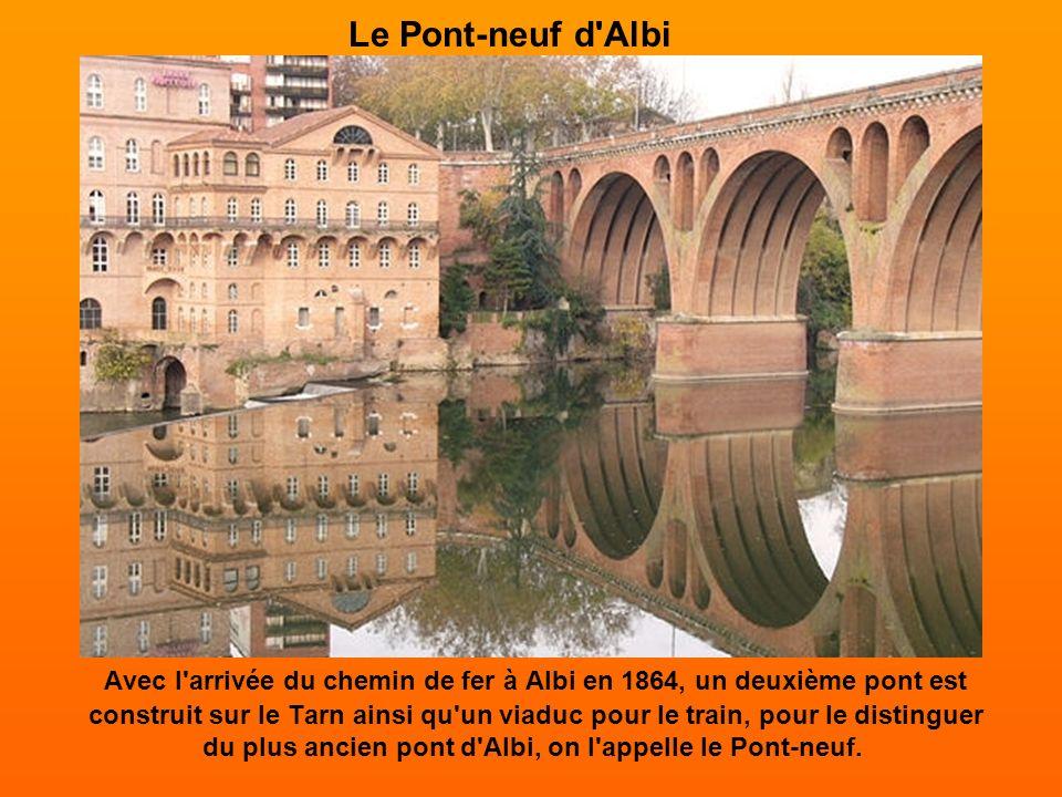 Le Pont-neuf d Albi