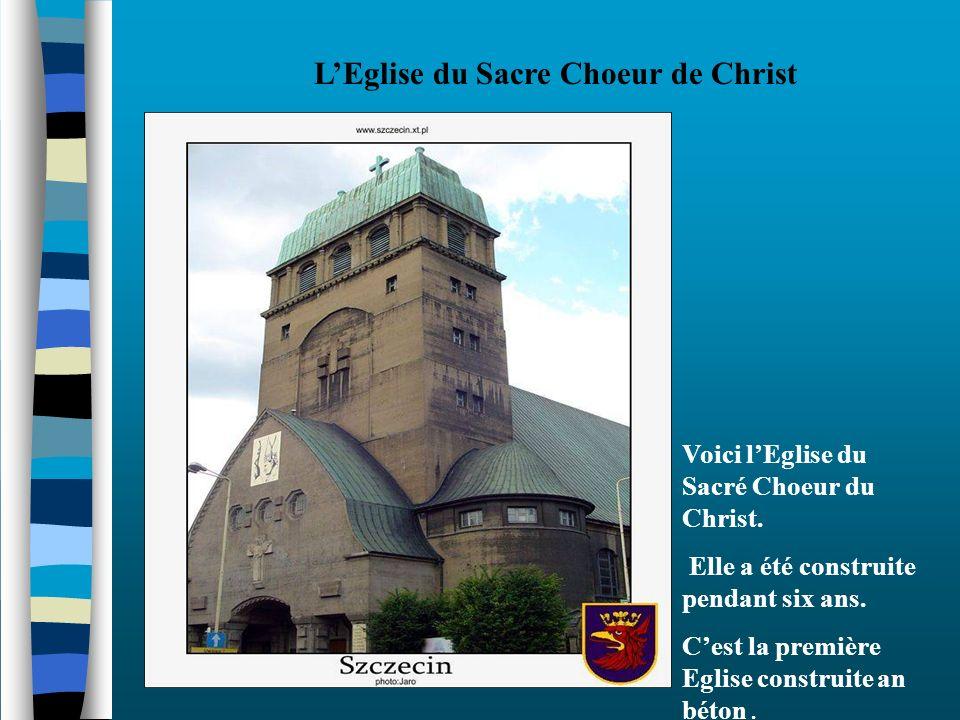 L'Eglise du Sacre Choeur de Christ
