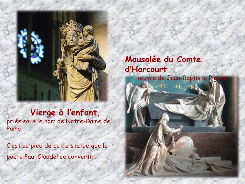 Mausolée du Comte d'Harcourt