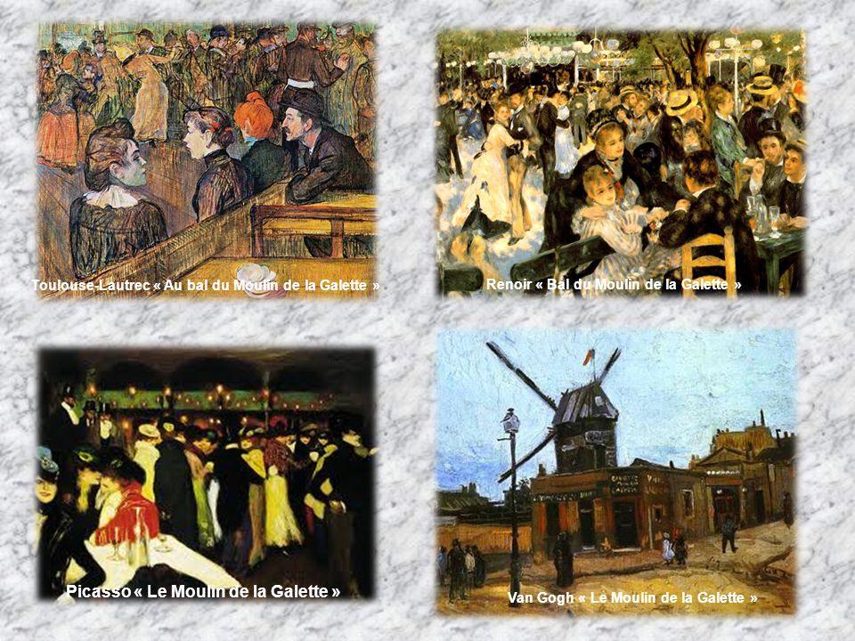 Picasso « Le Moulin de la Galette »