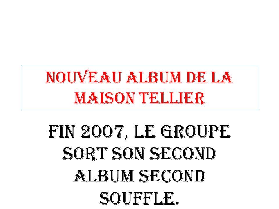 Nouveau Album de la Maison Tellier