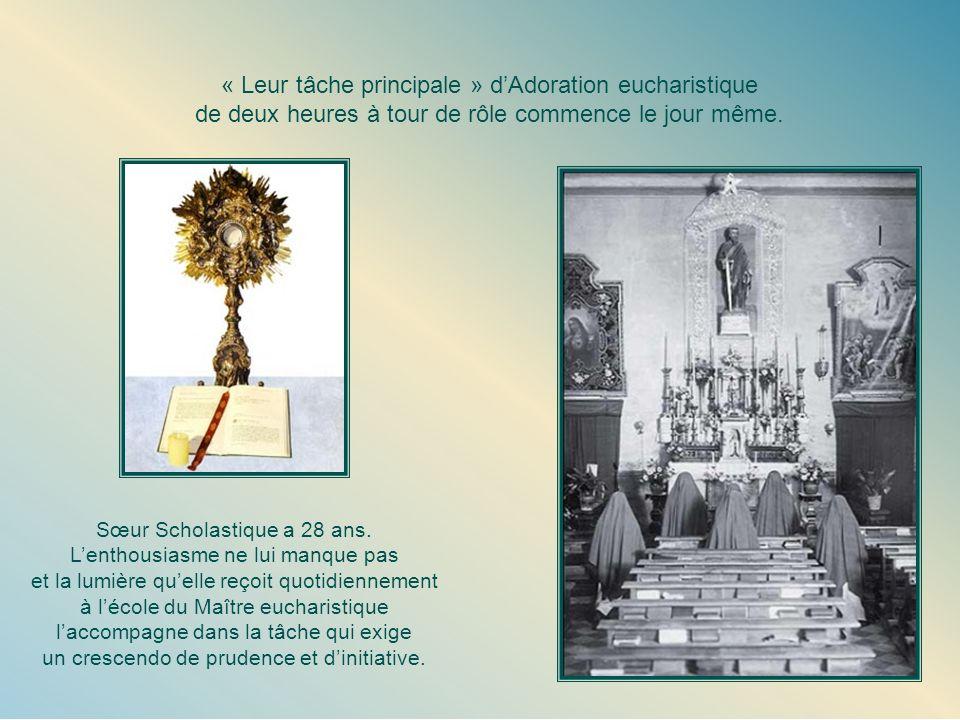 « Leur tâche principale » d'Adoration eucharistique