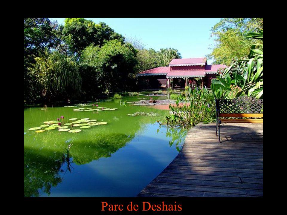Parc de Deshais