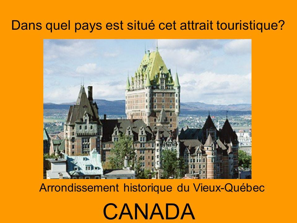 Arrondissement historique du Vieux-Québec