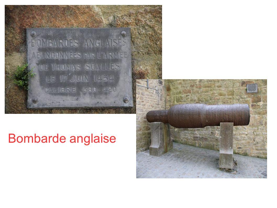 Bombarde anglaise