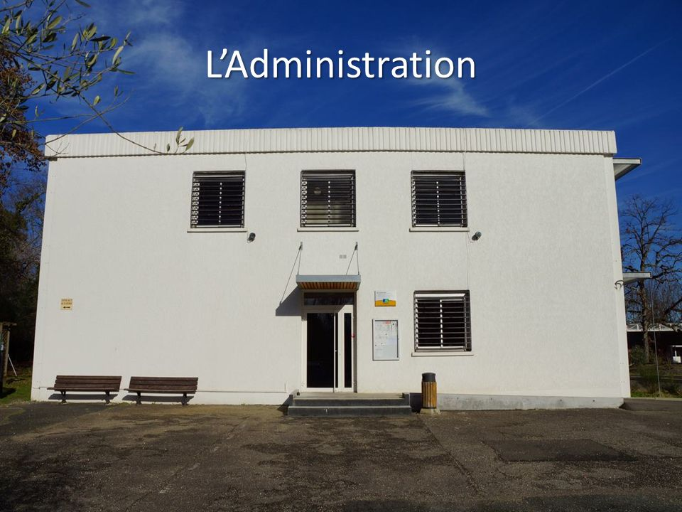 L'Administration