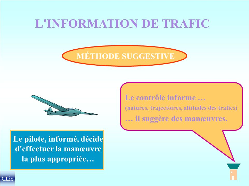 L INFORMATION DE TRAFIC