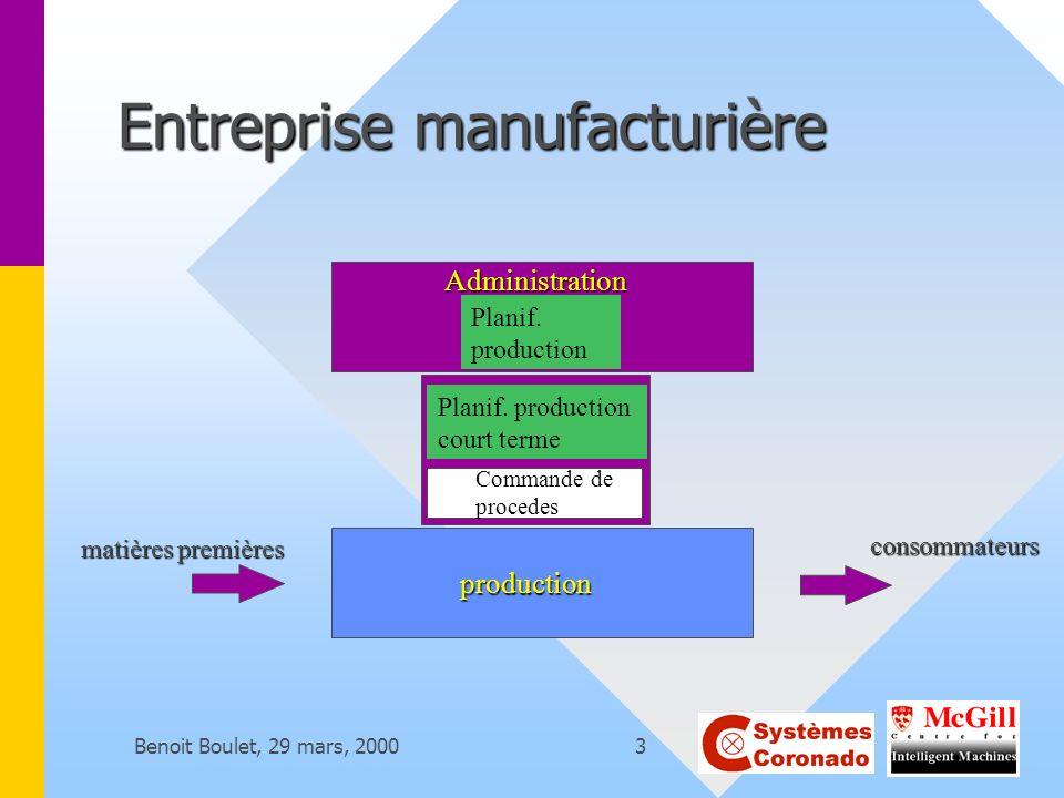 Entreprise manufacturière