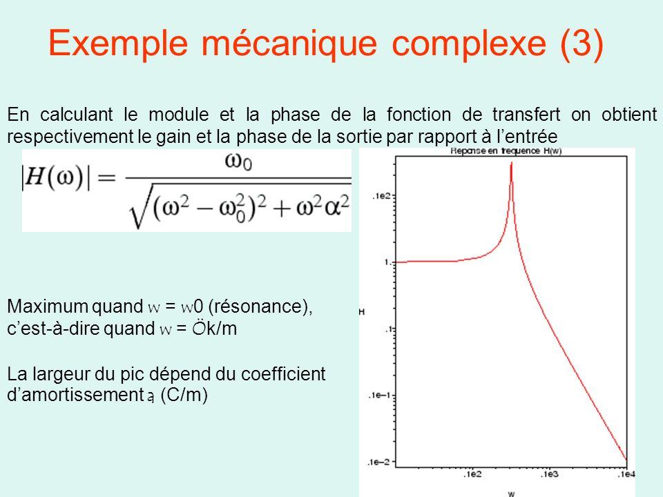 Exemple mécanique complexe (3)