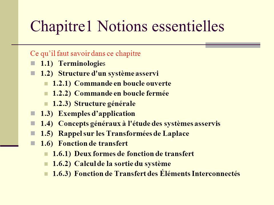 Chapitre1 Notions essentielles