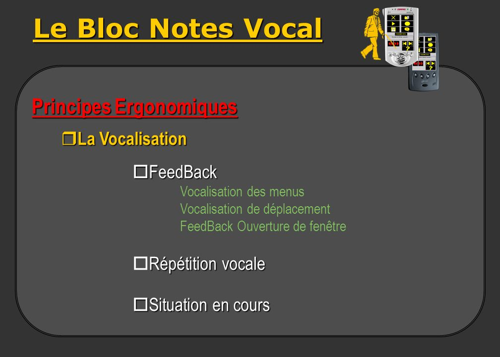 Le Bloc Notes Vocal Principes Ergonomiques La Vocalisation