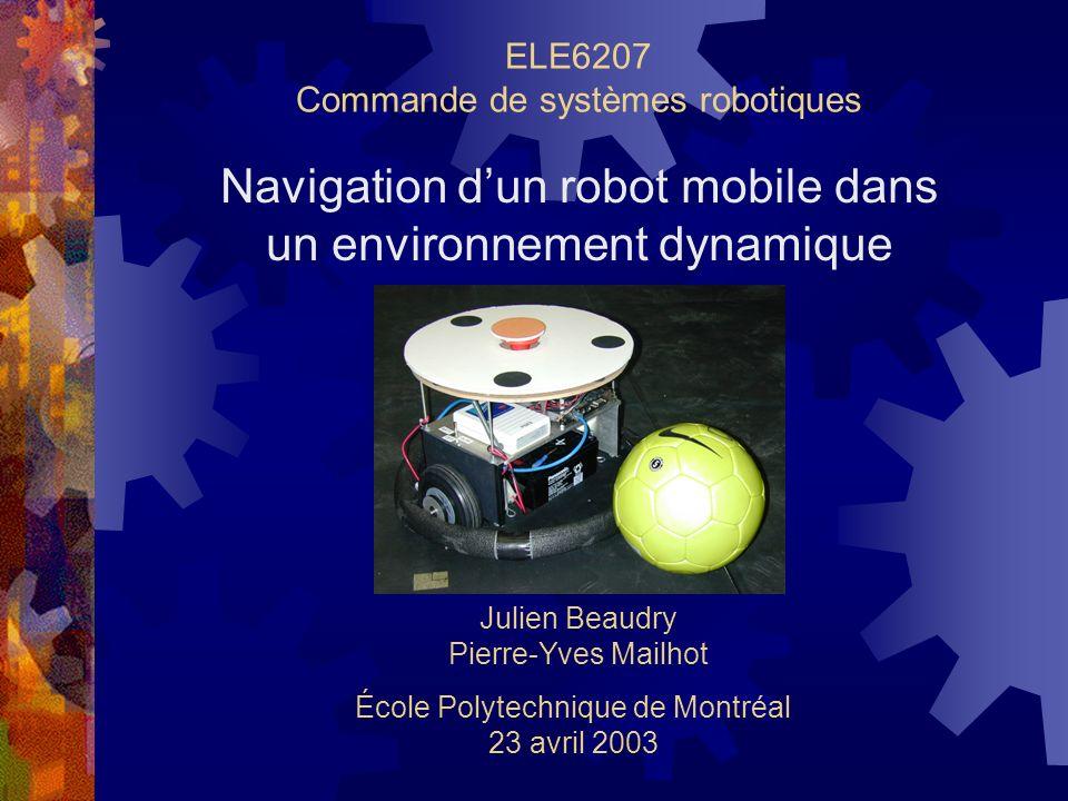 ELE6207 Commande de systèmes robotiques