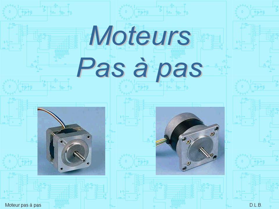 Moteurs Pas A Pas Moteur Pas A Pas D L B Ppt Video Online