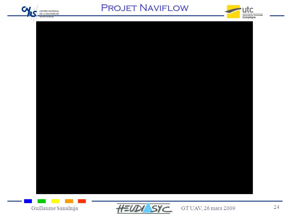 Projet Naviflow Guillaume Sanahuja GT UAV, 26 mars 2009
