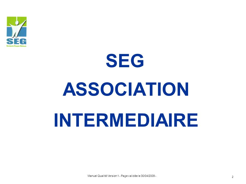 ASSOCIATION INTERMEDIAIRE