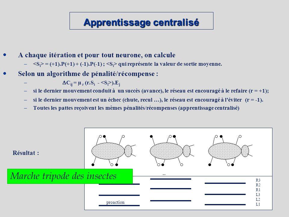 Apprentissage centralisé