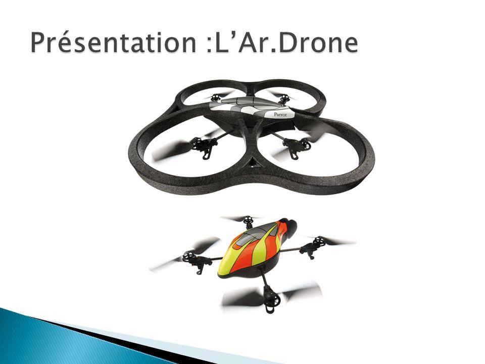 Présentation :L'Ar.Drone