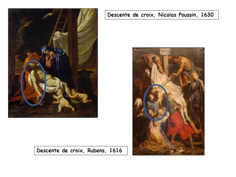 Descente de croix, Nicolas Poussin, 1630