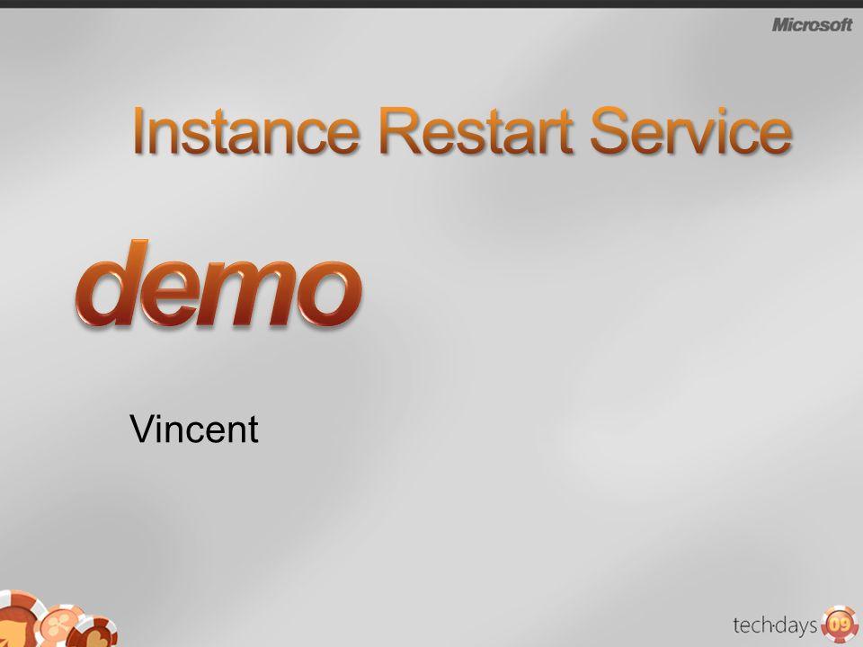 Instance Restart Service