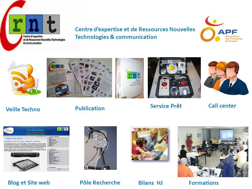 Centre d'expertise et de Ressources Nouvelles Technologies & communication