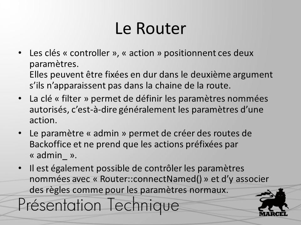 Le Router