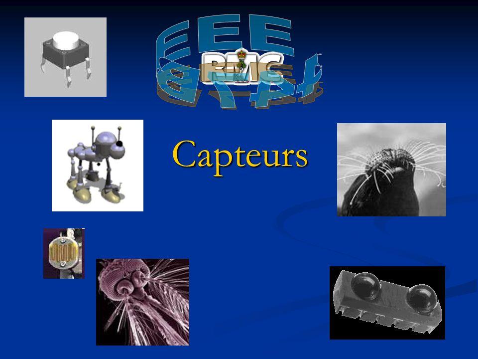EEE 447B Bring sample sensors Capteurs