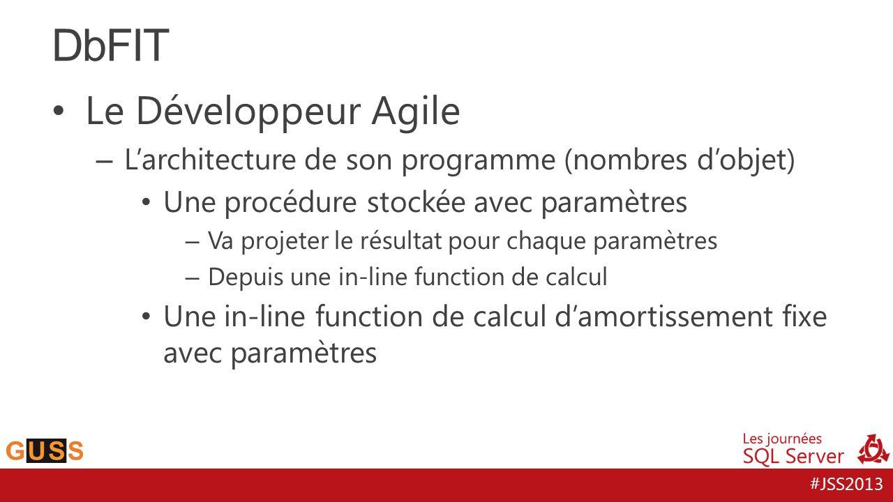 DbFIT Le Développeur Agile