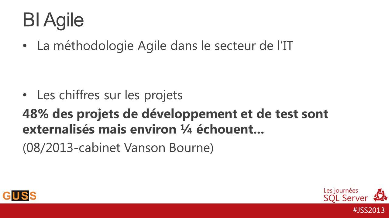 BI Agile La méthodologie Agile dans le secteur de l'IT