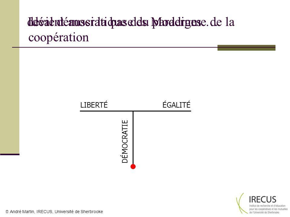 devient aussi la base du paradigme de la coopération