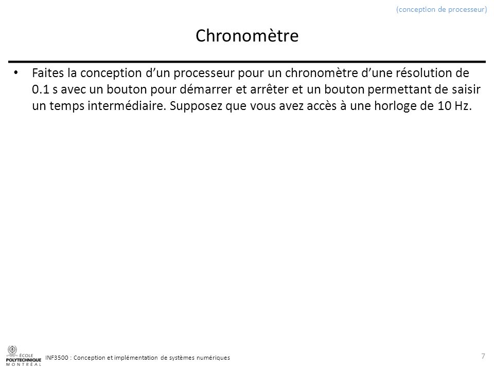 (conception de processeur)