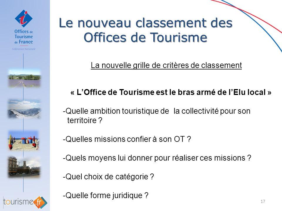 « L'Office de Tourisme est le bras armé de l'Elu local »