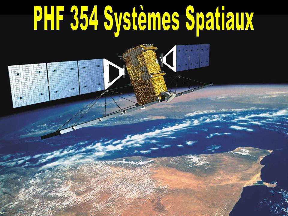 PHF 354 Systèmes Spatiaux