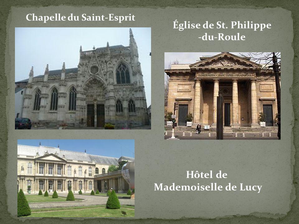 Hôtel de Mademoiselle de Lucy