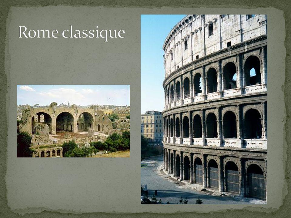 Rome classique
