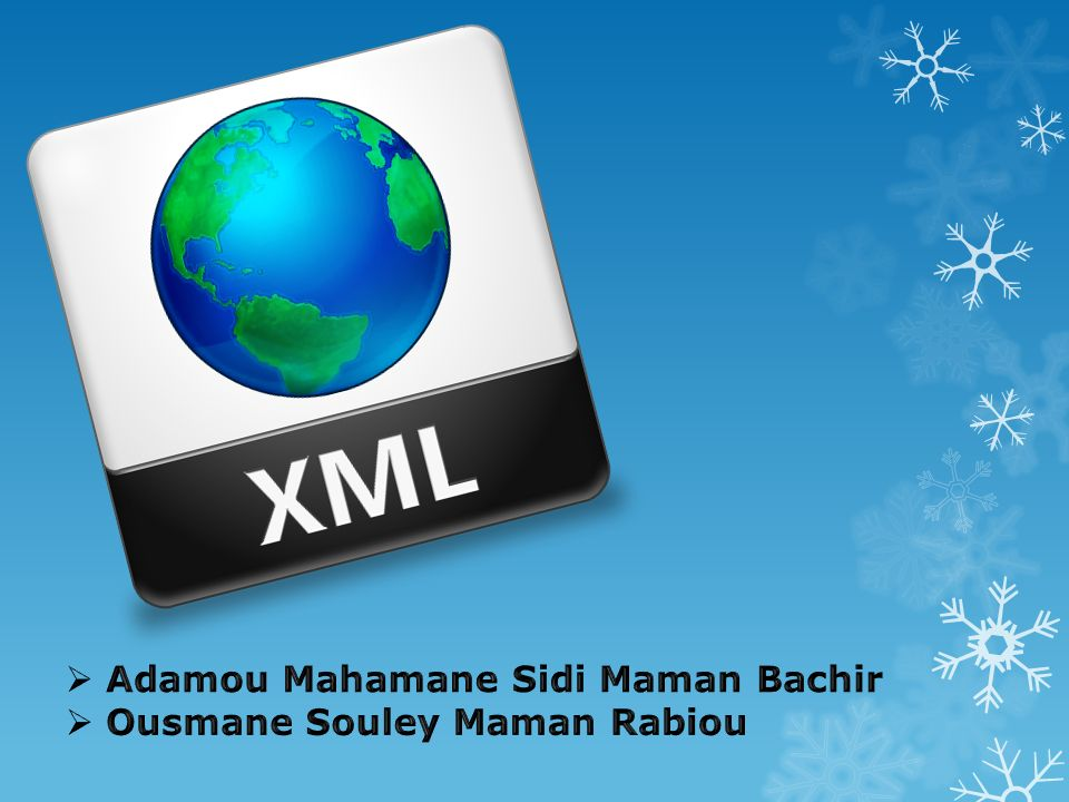 Adamou Mahamane Sidi Maman Bachir