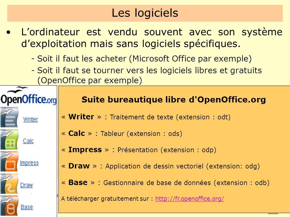 Suite bureautique libre d OpenOffice.org