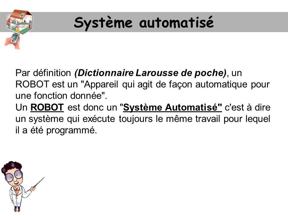Système automatisé