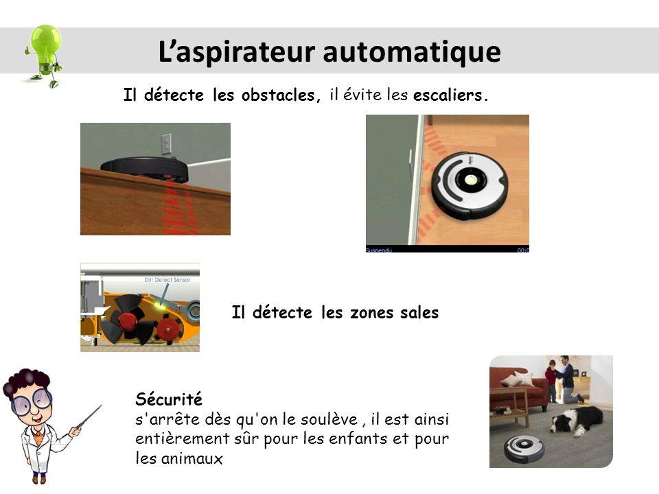 L'aspirateur automatique
