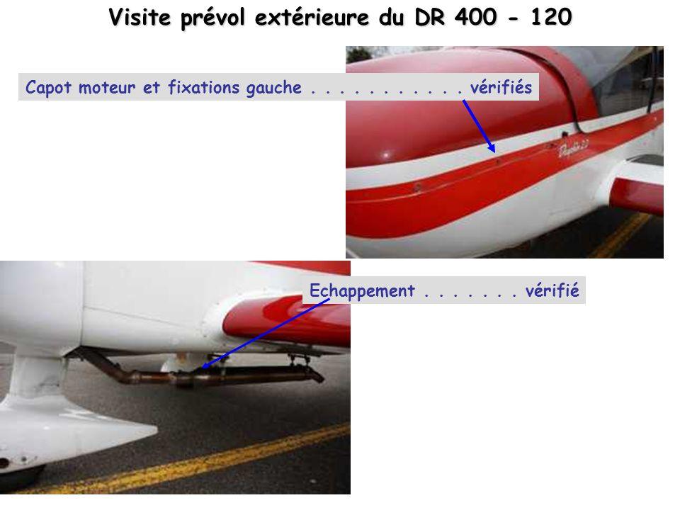 Visite prévol extérieure du DR 400 - 120