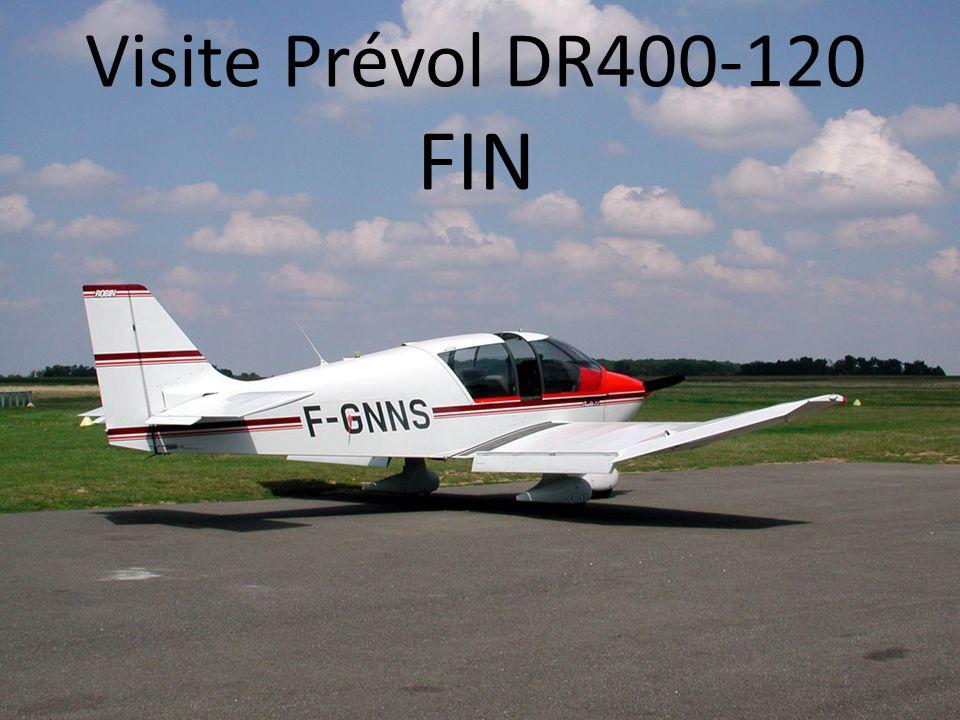 Visite Prévol DR400-120 FIN