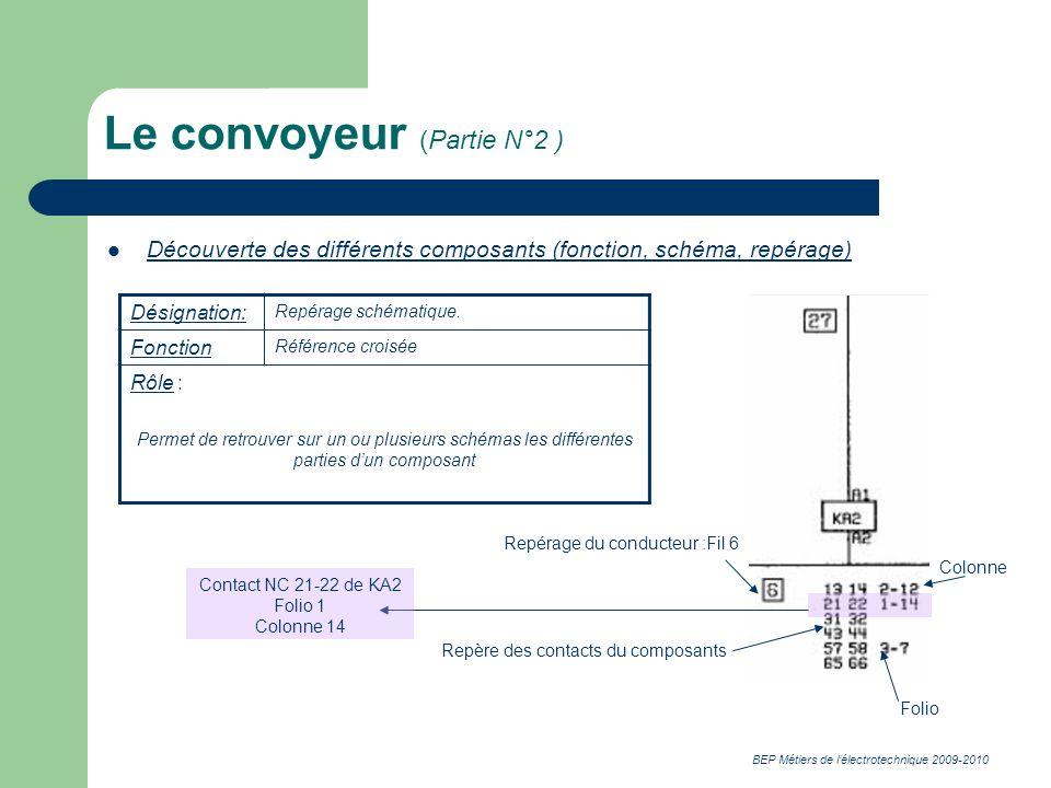 Le convoyeur (Partie N°2 )